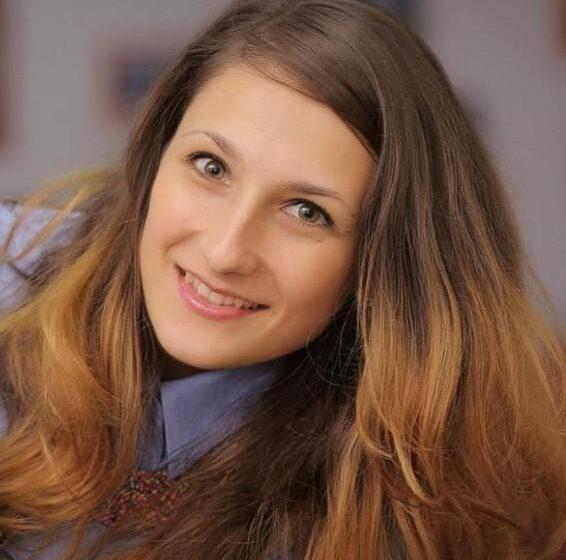 Ioana Goicea, Psiholog